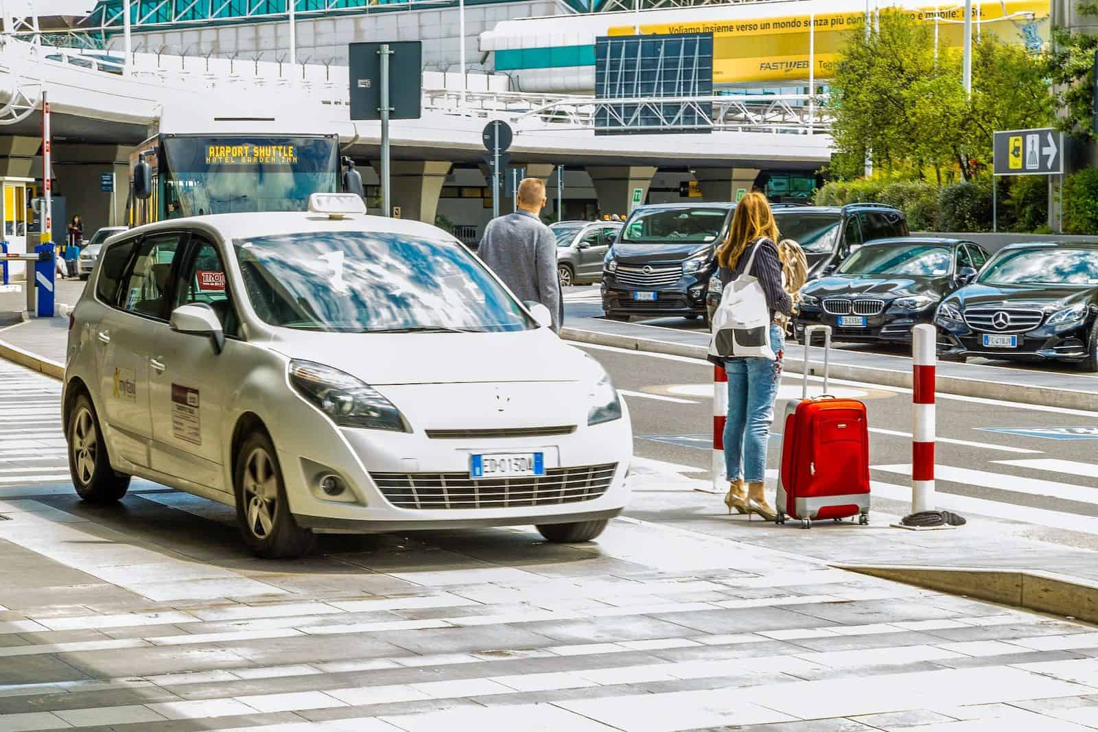 Rome Airport Taxi