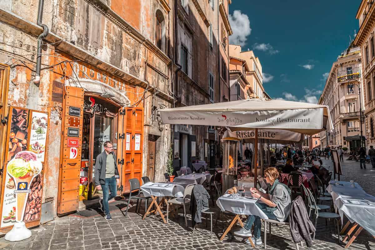 Jewish Quarter of Rome