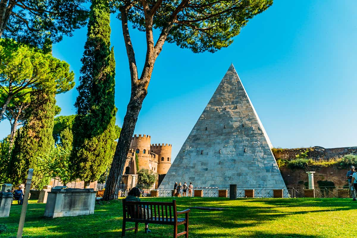 Testaccio neighborhood Rome