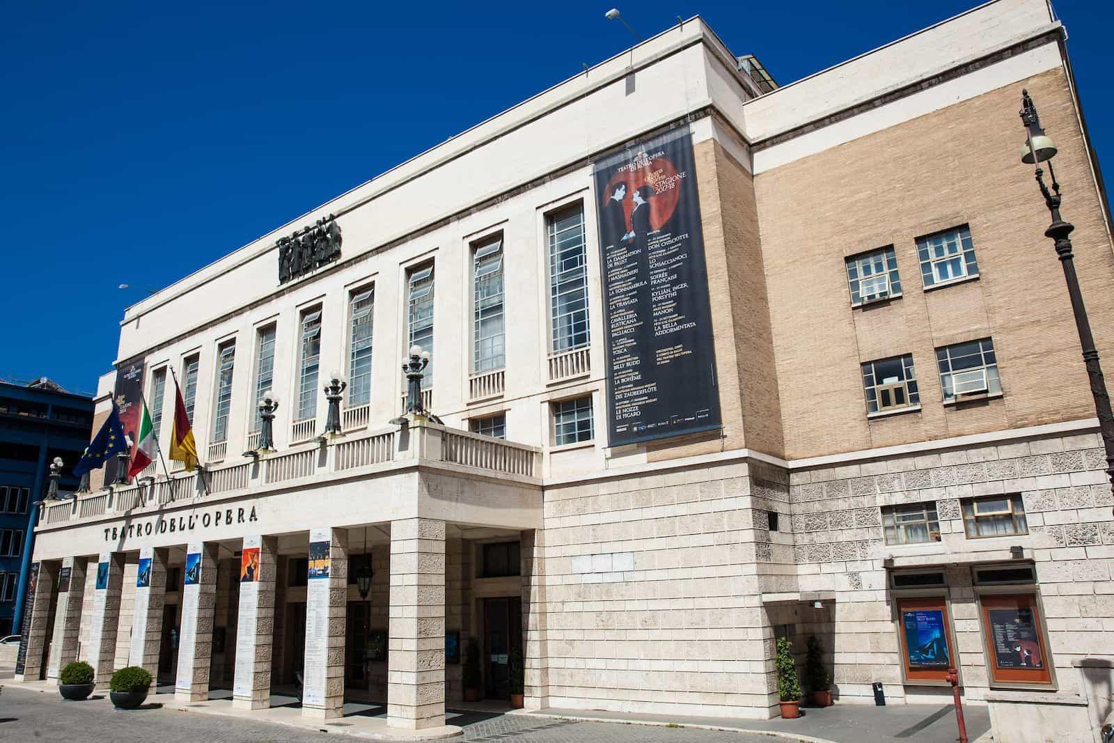 Teatro dell'Opera di Roma (Rome Opera House)