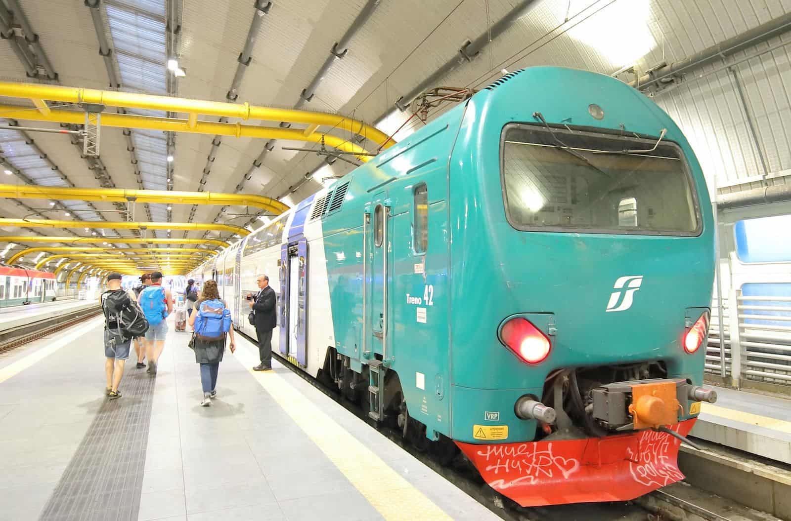Regional Train Fiumicino Airport