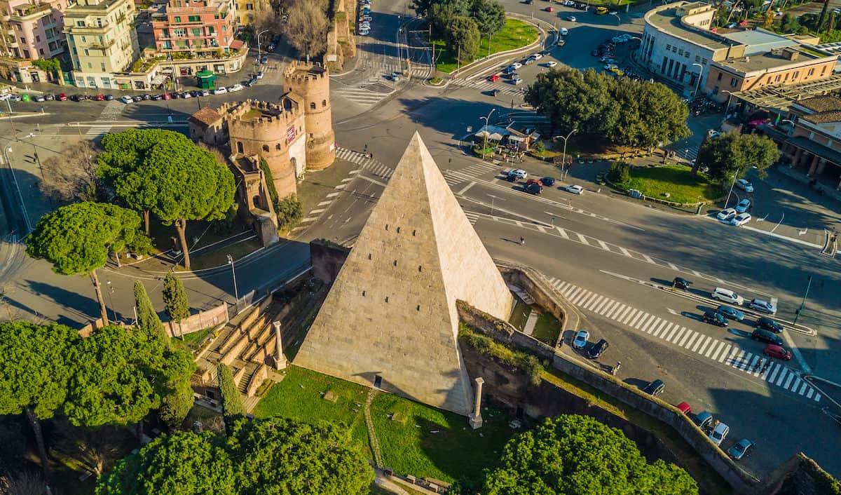 Pyramid of Rome