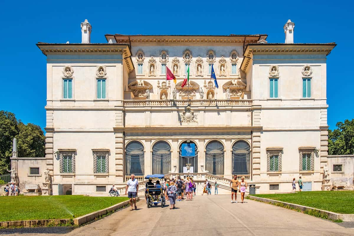 Borghese Museum and Gallery