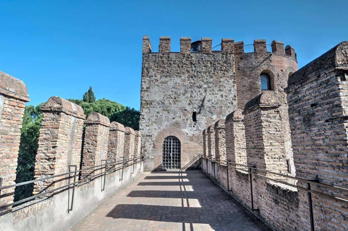The Aurelian Walls
